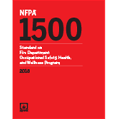 2018 NFPA 1500 Standard - Current Edition