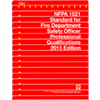 2015 NFPA 1521: Standard for Fire Department Safety Officer Professional Qualifications