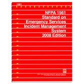 NFPA 1561: Standard on Emergency Services Incident Management System and Command Safety, Prior Years