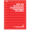 2015 NFPA 1581: Standard on Fire Department Infection Control Program