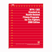 NFPA 1583: Standard on Health-Related Fitness Programs for Fire Department Members, Prior Years