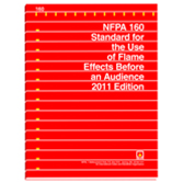 NFPA 160: Standard for the Use of Flame Effects Before an Audience