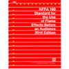 NFPA 160: Standard for the Use of Flame Effects Before an Audience, 2016 Edition