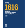 2020 NFPA 1616 Standard - Current Edition