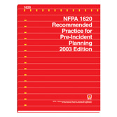 NFPA 1620: Standard for Pre-Incident Planning, Prior Years
