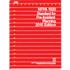 NFPA 1620: Standard for Pre-Incident Planning, 2015 Edition