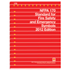 2012 NFPA 170: Standard for Fire Safety and Emergency Symbols