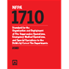 2020 NFPA 1710 Standard - Current Edition