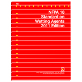 NFPA 18: Standard on Wetting Agents