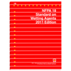 NFPA 18: Standard on Wetting Agents, 2011 Edition