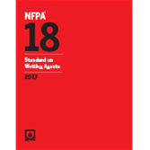 2017 NFPA 18 Standard - Current Edition
