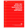 2009 NFPA 1901: Standard for Automotive Fire Apparatus