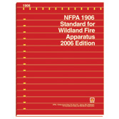 NFPA 1906: Standard for Wildland Fire Apparatus, Prior Years