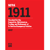 2017 NFPA 1911 Standard - Current Edition