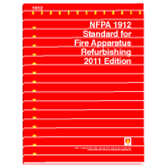 NFPA 1912: Standard for Fire Apparatus Refurbishing