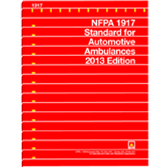 NFPA 1917: Standard for Automotive Ambulances