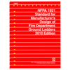 NFPA 1931: Standard for Manufacturer's Design of Fire Department Ground Ladders, Prior Years