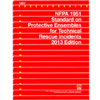 NFPA 1951: Standard on Protective Ensembles for Technical Rescue Incidents, 2013 Edition
