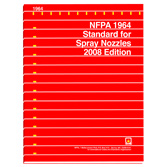 NFPA 1964: Standard for Spray Nozzles, Prior Years