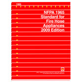 NFPA 1965: Standard for Fire Hose Appliances, Prior Years