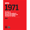 2018 NFPA 1971 Standard - Current Edition