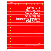 NFPA 1975: Standard on Emergency Services Work Clothing Elements, Prior Years