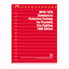 NFPA 1976: Standard on Protective Ensemble for Proximity Fire Fighting, Prior Years