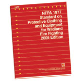 NFPA 1977: Standard on Protective Clothing and Equipment for Wildland Fire Fighting, Prior Years
