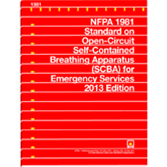 NFPA 1981: Standard on Open-Circuit Self-Contained Breathing Apparatus (SCBA) for Emergency Services