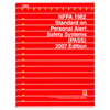 NFPA 1982: Standard on Personal Alert Safety Systems (PASS), Prior Years