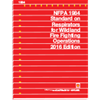 NFPA 1984: Standard on Respirators for Wildland Fire Fighting Operations, 2016 Edition