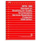 NFPA 1991: Standard on Vapor-Protective Ensembles for Hazardous Materials Emergencies, Prior Years