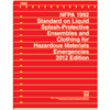 2012 NFPA 1992: Standard on Liquid Splash-Protective Ensembles and Clothing for Hazardous Materials Emergencies