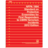 2012 NFPA 1994: Standard on Protective Ensembles for First Responders to CBRN Terrorism Incidents