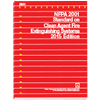 2015 NFPA 2001: Standard on Clean Agent Fire Extinguishing Systems