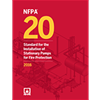 NFPA 20: Standard for the Installation of Stationary Pumps for Fire Protection, 2016 Edition