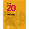 NFPA 20: Stationary Fire Pumps Handbook, 2016 Edition