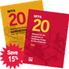 NFPA 20: Standard for the Installation of Stationary Fire Pumps for Fire Protection and Handbook Set