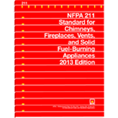 NFPA 211: Standard for Chimneys, Fireplaces, Vents, and Solid Fuel-Burning Appliances, Prior Years