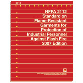 NFPA 2113: Standard on Selection, Care, Use, and Maintenance of Flame-Resistant Garments for Protection of Industrial Personnel Against Flash Fire, Prior Years
