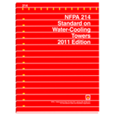 NFPA 214: Standard on Water-Cooling Towers