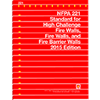 2015 NFPA 221: Standard for High Challenge Fire Walls, Fire Walls, and Fire Barrier Walls