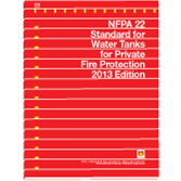 NFPA 22: Standard for Water Tanks for Private Fire Protection