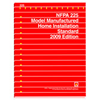 NFPA 225: Model Manufactured Home Installation Standard, Prior Years