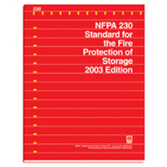 NFPA 230: Standard for the Fire Protection of Storage