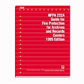 NFPA 232A: Guide for Fire Protection for Archives and Records Centers