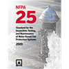 2020 NFPA 25 Standard - Current Edition