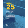 2017 NFPA 25, Spanish - Current Edition