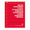 1998 NFPA 266: Standard Method of Test for Fire Characteristics of Upholstered Furniture Exposed to Flaming Ignition Source