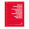 NFPA 267: Standard Method of Test for Fire Characteristics of Mattresses and Bedding Assemblies Exposed to Flaming Ignition Source, 1998 Edition